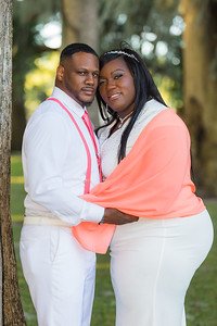 Shakerra & Marc's Engagement Session