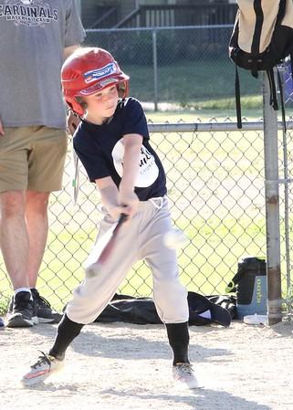 2017 Cedar Hills Boosters Baseball League