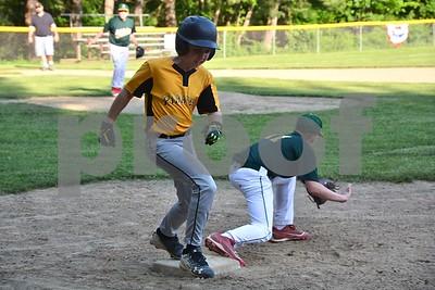 Stafford LL Athletics vs. Pirates 052918