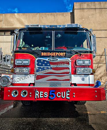 Bridgeport Fire Rescue 5 Delivery
