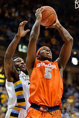 Syracuse at Marquette