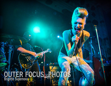 Fitz and the Tantrums, Ivy Levan, Saints of Valory - June 2013