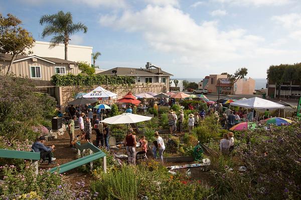 Community Garden Potluck
