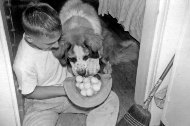 Mike Lady Hailstones 1956.jpg