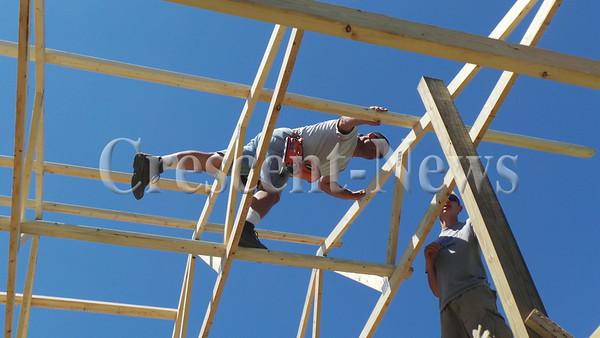 07-21-15 TL pole barn construction