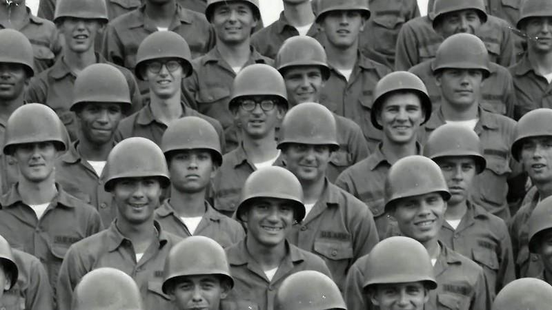 Basic Training   Oct 1969