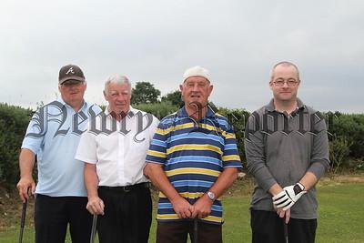 Captain's Day at Mayobridge Golf Club