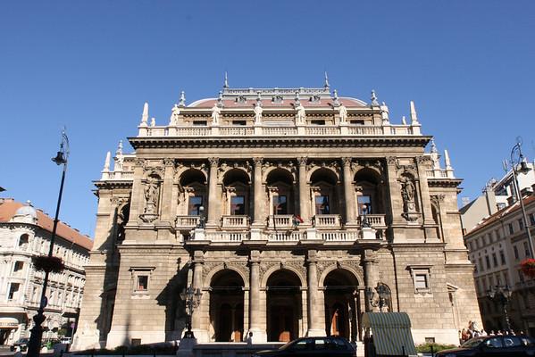 Budapest August 30