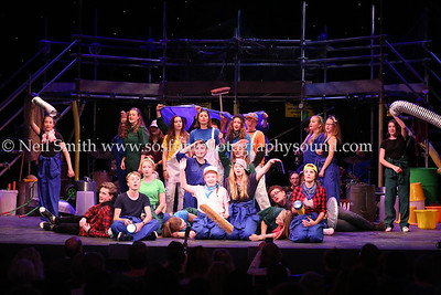 'Stomp Inspired' Everyman Theatre Summer School