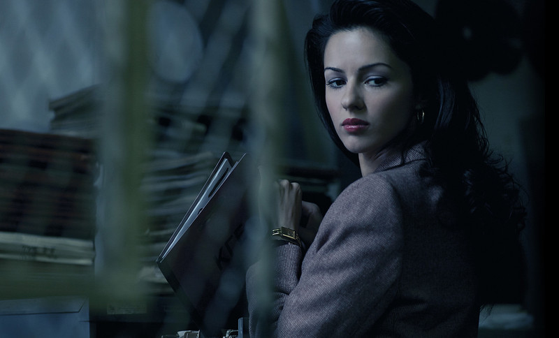 . THE AMERICANS - Pictured: Annet Mahendru as Nina. (Photo by Frank Ockenfels/FX)