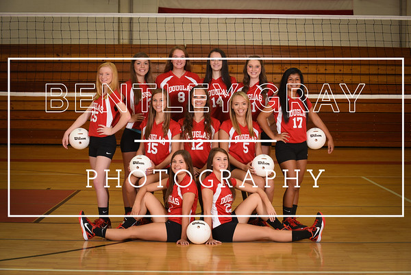 DHS Volleyball 2016