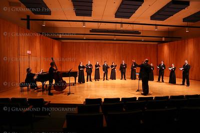 2018-19 UMM Choir