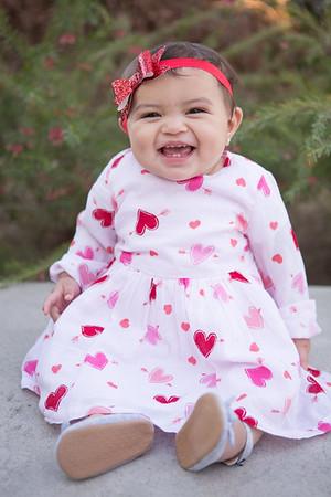 Michaela 9 month