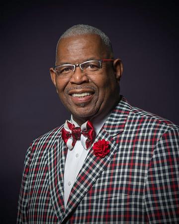 Pastor Albert L. Morgan