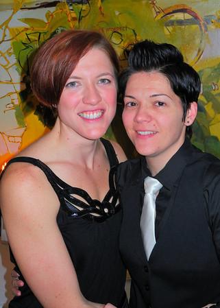 Joye & Melissa