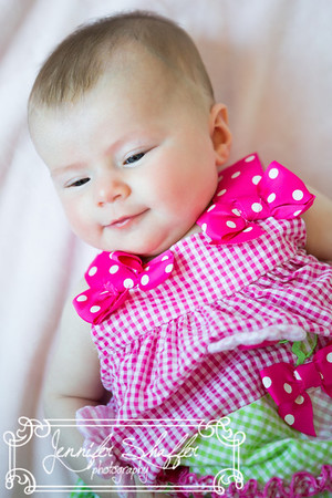 Madeline 3 Month Session Highlights