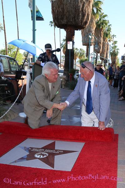 Dr William Brown Star Dedication
