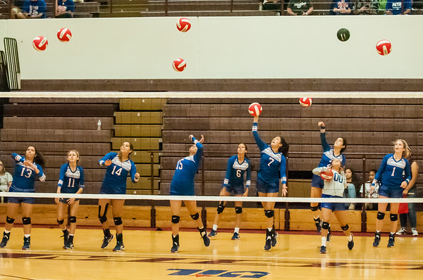 August 18, 2018 - Volleyball - Rivera vs Mission Vets_LG