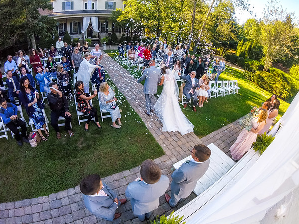 Jessica & Daren Wedding TImelapses