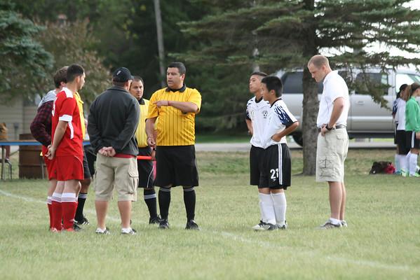 9-13-2011 Plum Creek vs. Fairmont