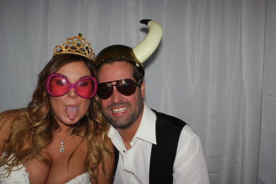 Zorana and Bryan's Photobooth