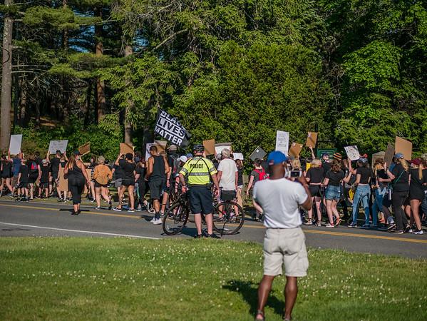 Black Lives Matter Kingston 2020
