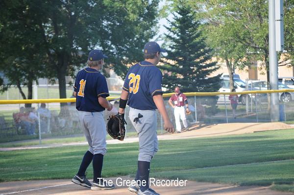 Baseball District Final at Newman