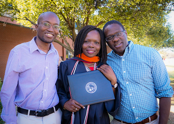 Martha Graduates!