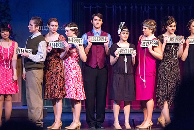 MHS Musical - Thoroughly Modern Millie 2013