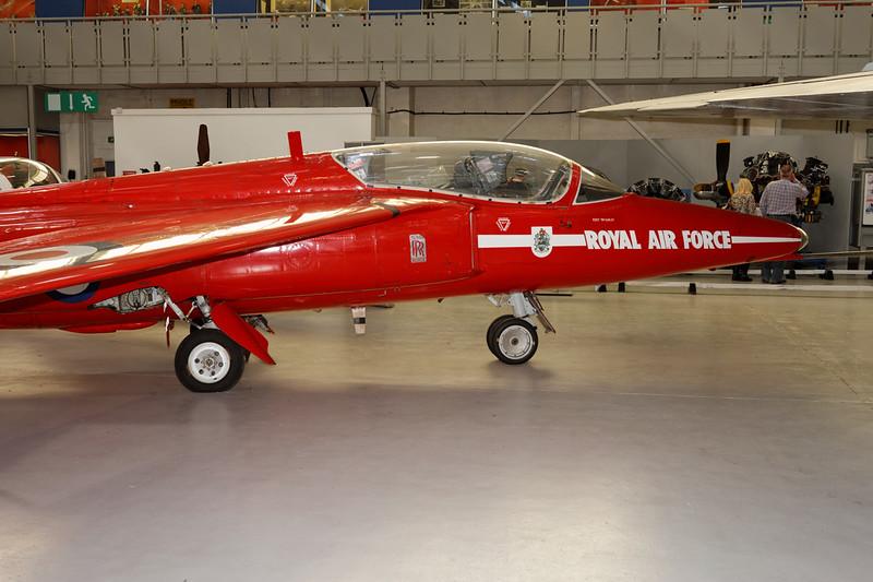 Hawker Siddely Gnat T.1