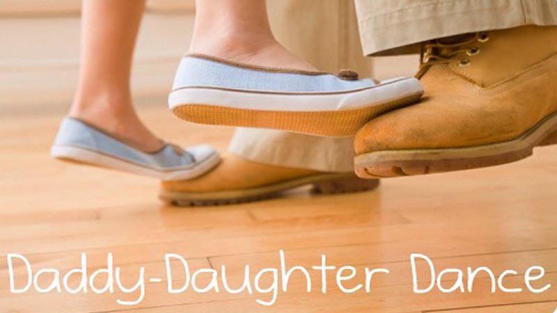 Westfield Daddy Daughter Dance 2016