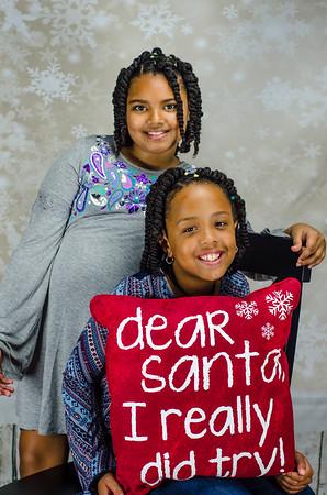 Gabs and Aubs Christmas 17