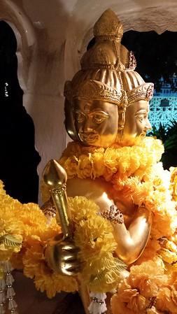 Four Headed Brahma
