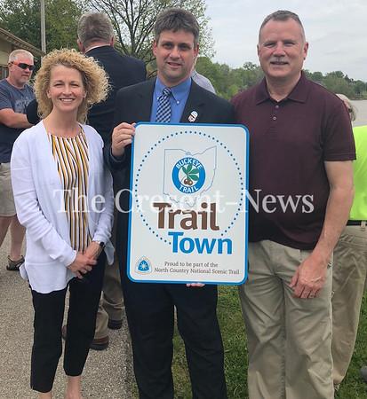 05-17-19 NEWS Napoleon Trail Town designation