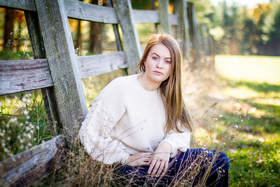 HALEY | senior session