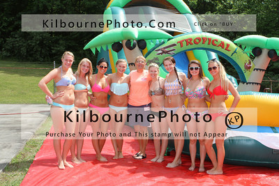 Senior Pool party 5-30-14