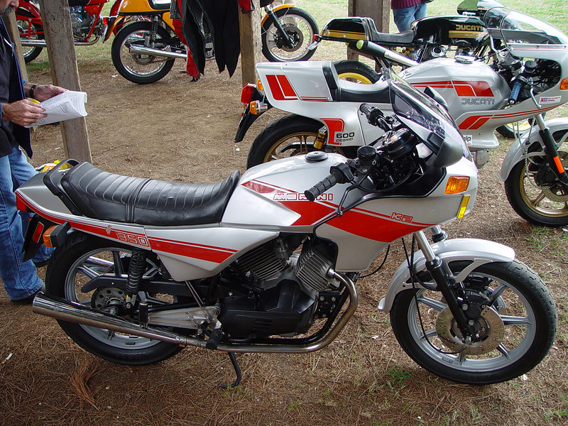 Morini 350 K2