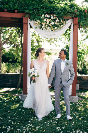 Katie and Abhi's Wedding