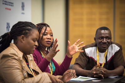 Tobacco Control Training for African Journalists