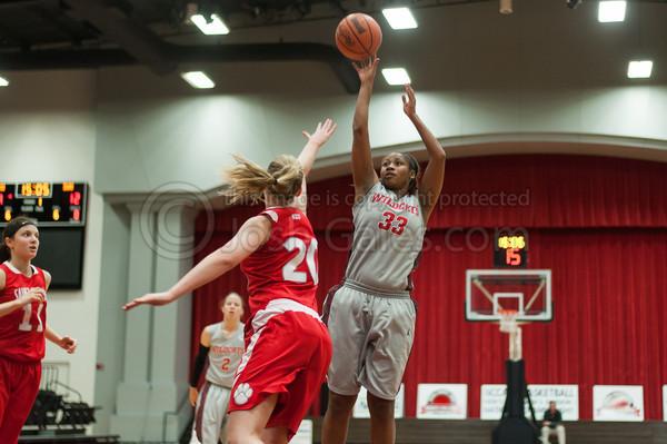 11/15/13 Women's Basketball vs. SXU