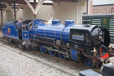 Ravenglass & Eskdale Railway 2018
