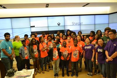 Microsoft & Spectrum 3847 Summer Camps 2017