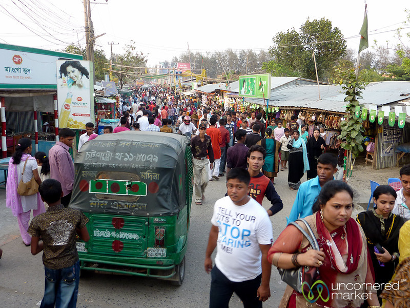Bangla New Year's Celebration - Chittagong, Bangladesh