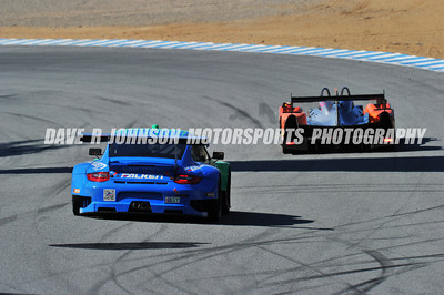 2012-05-12 ALMS Monterey 6 Hours at Laguna Seca Corkscrew Bottom into the Rainey Curve Turn 9