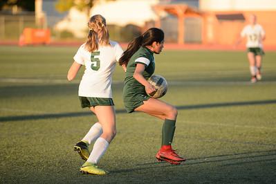 Tigard HS Girls JV Soccer  vs West Linn