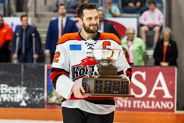 2018-19 Komets Team Awards