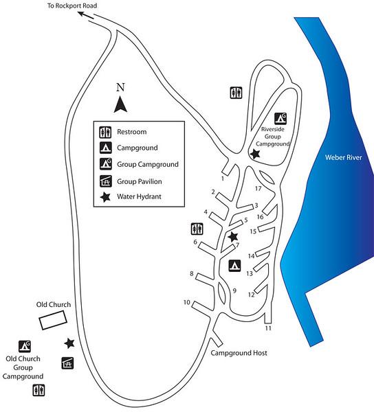 Rockport State Park (Riverside Campground)