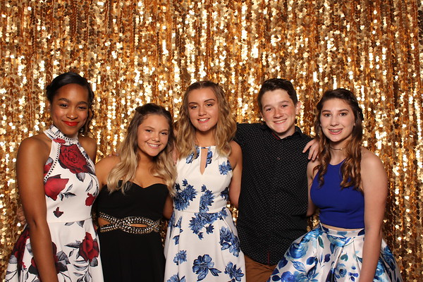 8th Grade Dance @ Indian Land Middle School 05.04.2019