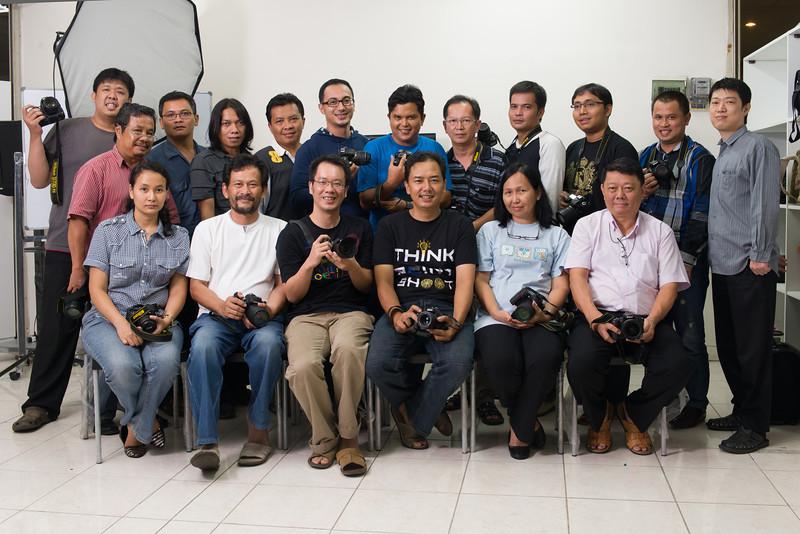 Kupas Tuntas Nikon Angkatan 17 - Minggu 11 November 2012