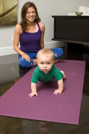 Desiree Baby Yoga
